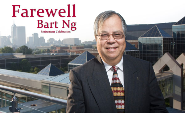 Bart Ng, Dean Emeritus, School of Science IUPUI